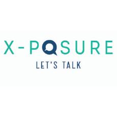 X-Posure communicatiebureau logo